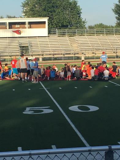 7/18/16 Youth Skills Camp